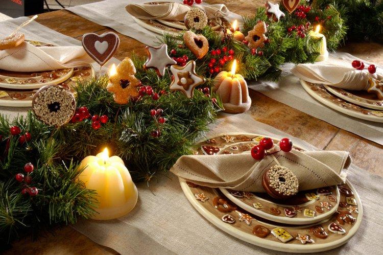 Joyeux Noël ! A table ! - Patricia Debecker, Naturopathe